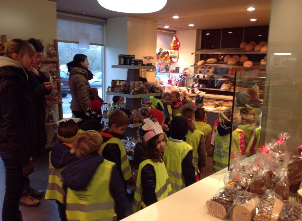Bij de bakker kleuterschool centrum for Bakker in de buurt